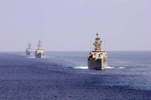 Великобритания заявила о готовности повторить вторжение в территориальные воды России
