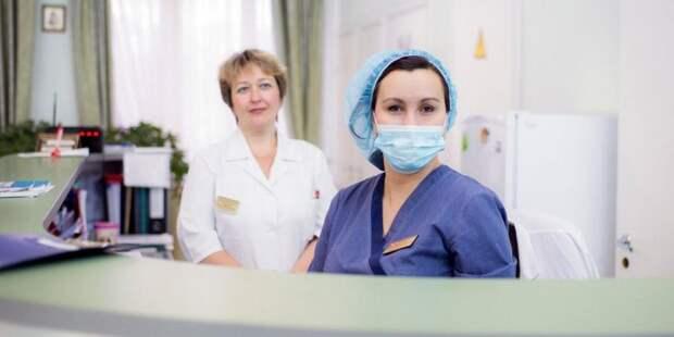 В Москве первый заболевший коронавирусом выписан из больницы. Фото: mos.ru