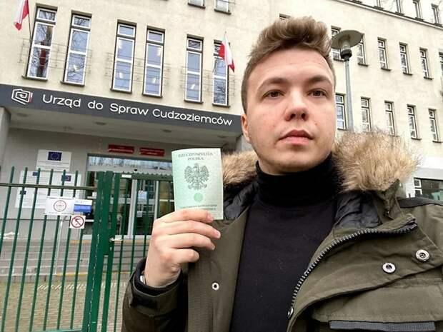 Дело Протасевича: Минск просчитал все риски, защёлкивая белорусский капкан