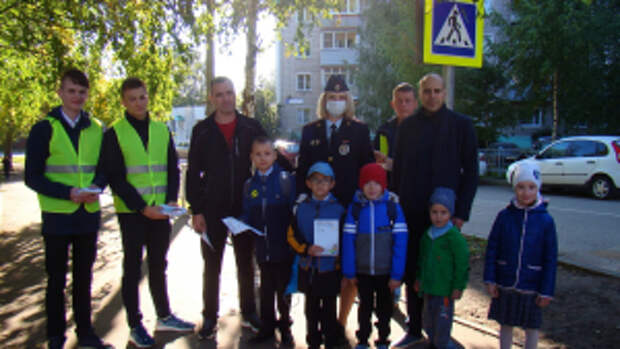 «Семейные патрули» вышли на дороги Кирова
