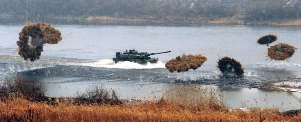 Предложение южнокорейского танка К2 на тендеры в Норвегии и Польше
