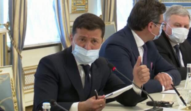 Зеленский назвал визит Блинкена в Киев «сигналом для северного соседа»