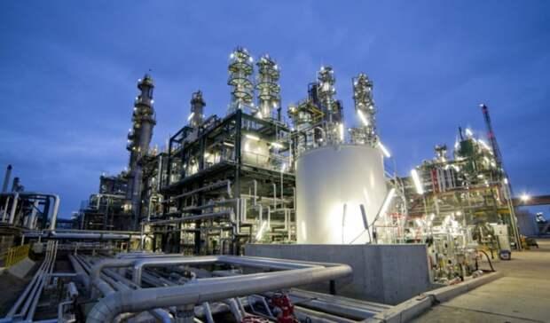 Цена газа вЕвропе достигла максимума сянваря