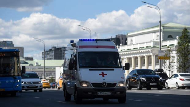 Пьяного мужчину вытащили из воды в Серебряном бору в Москве