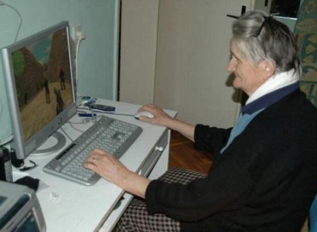 Елена Малышева посоветовала бабушкам стать геймерами