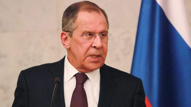 """""""Диалог необходим"""": Лавров рассказал о подготовке к возможной встрече Путина и Байдена"""