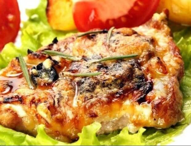 Вкуснейшие кусочки мяса в маринаде