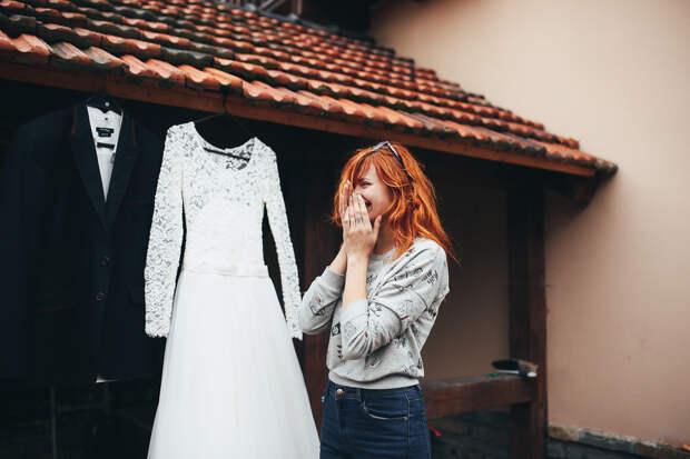 10 моментов твоей свадьбы, которые ты никому не расскажешь