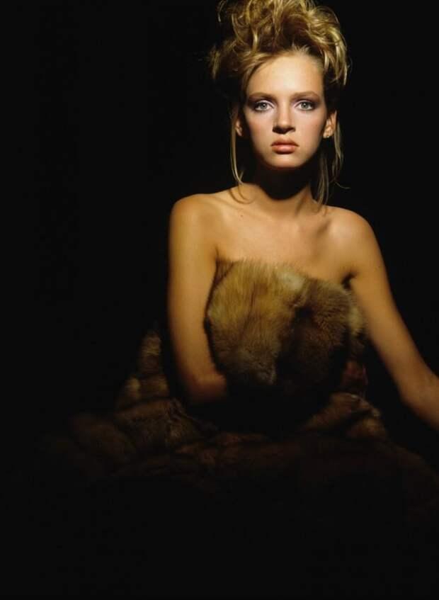 Тогда и сейчас: 25 рекламных фотографий звёзд в юности