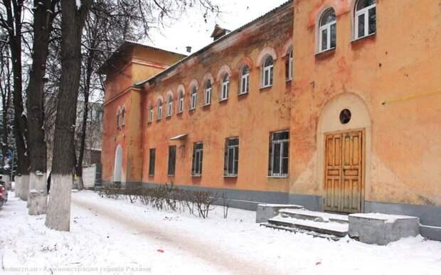 Мэрия рассказала о ходе ремонта бань на улице Семёна Середы