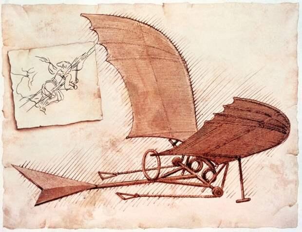 История о средневековом алхимике, который, якобы, умел летать