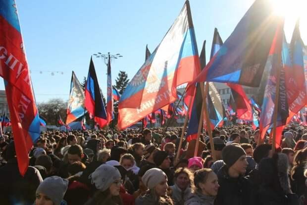 Всемирно-историческое значение нынешних выборов на Донбассе