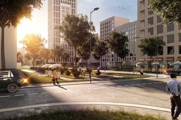 Левкин: Капитализация квартир участников реновации вырастет на треть. Фото: mos.ru