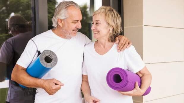 Ведущие активный образ жизни пенсионеры быстрее выздоравливают от коронавируса
