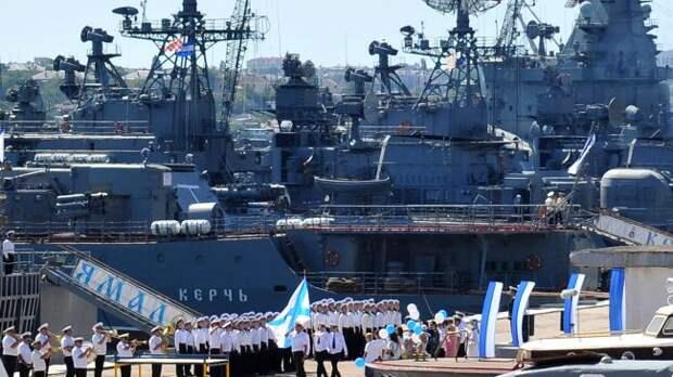 Российский флот вернулся в Средиземноморье с неожиданными последствиями