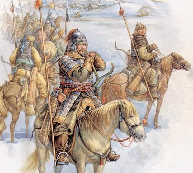 1 января 1238 года произошла Битва под Коломной