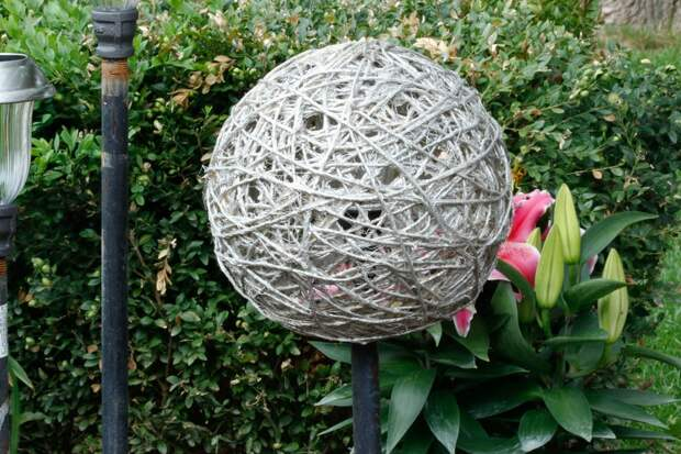 Удивительный садовый декор: сделайте свой сад более уютным местом