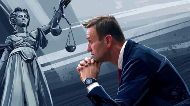 Осужденный Навальный подал новый иск к ИК-3