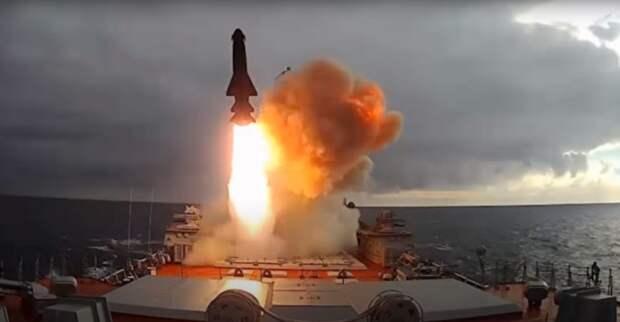 """Успешные испытания гиперзвуковой ракеты """"Циркон"""""""