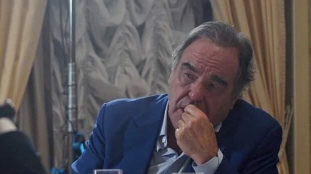Американский режиссер Стоун назвал США инициатором антироссийской кампании