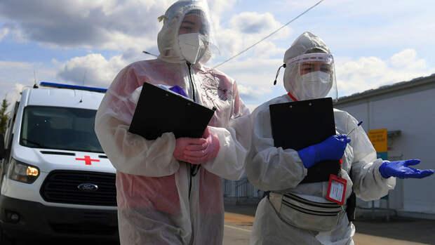 В Москве зарегистрировали минимальное с 17 июня число смертей от коронавируса