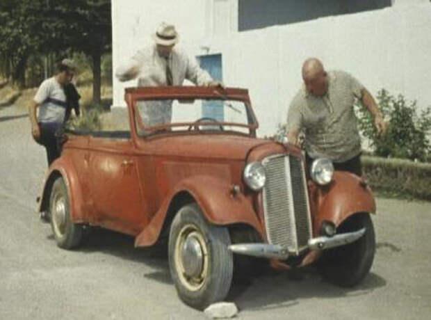 Автомобиль из