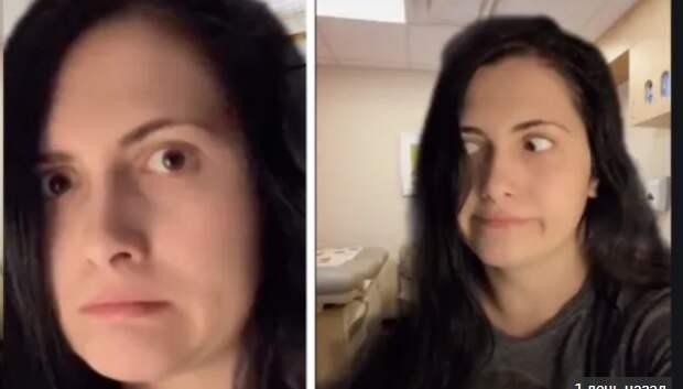 19-летняя американка рассказала освоем случае непорочного зачатия