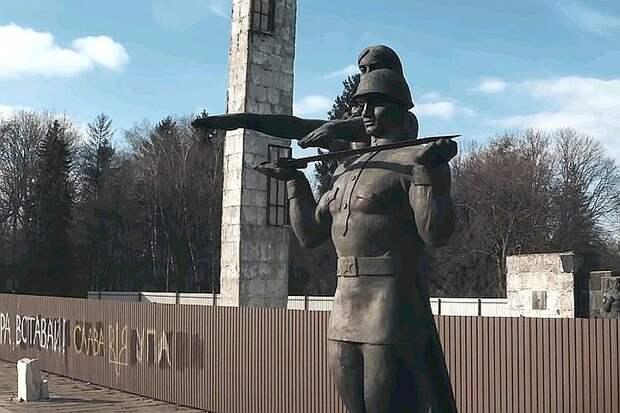 Монумент славы Советской армии во Львове после демонтажа сделают экспонатом «Музея советского террора»