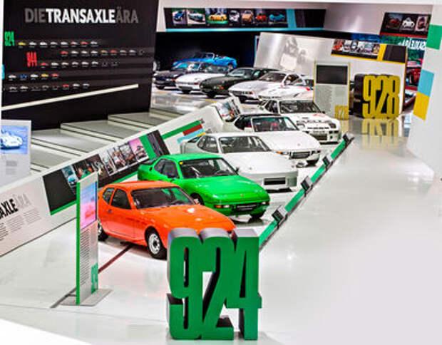 Глубокий TRANSaxle: отмечаем 40-летие Porsche классической компоновки