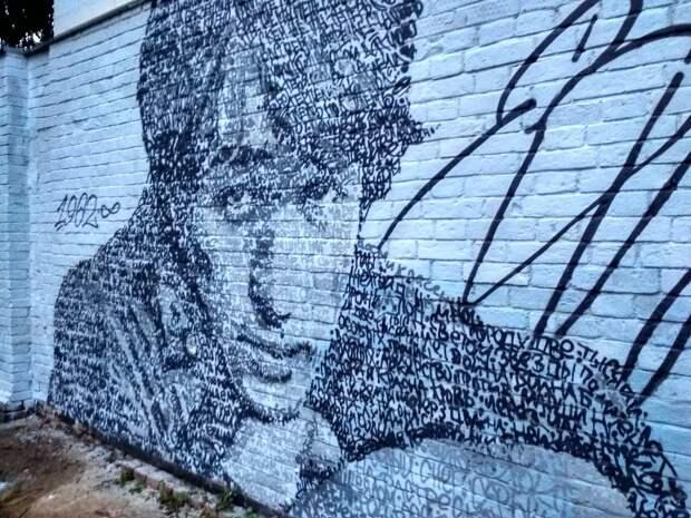 Стена памяти Виктора Цоя появилась в Глазове