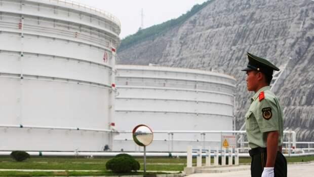 Нафоне низких цен насырье Китай увеличивает импорт нефти