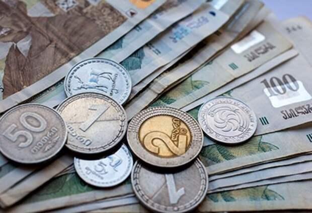 Годовая инфляция вГрузии вапреле составила 7,2%