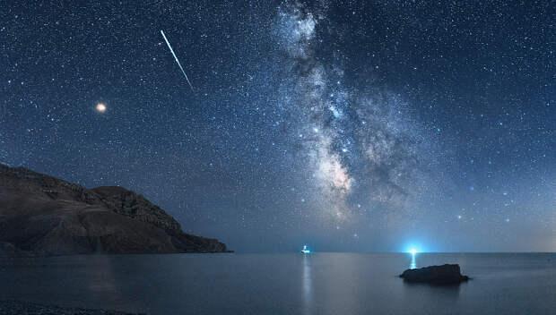 Крым – это просто космос