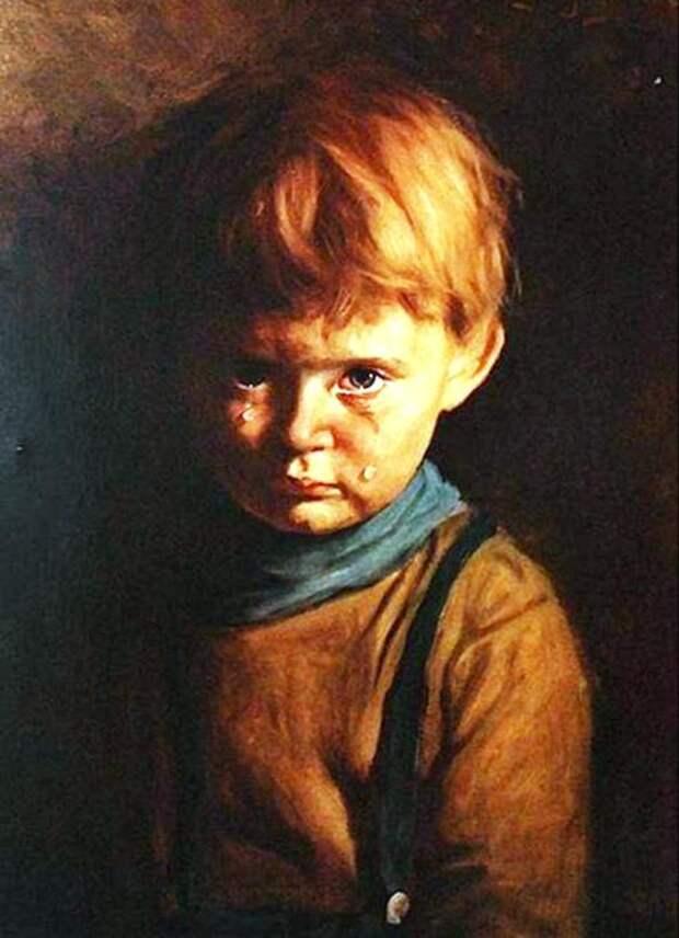 «Проклятые» картины, которые приносили несчастья всем, кто имел с ними дело.