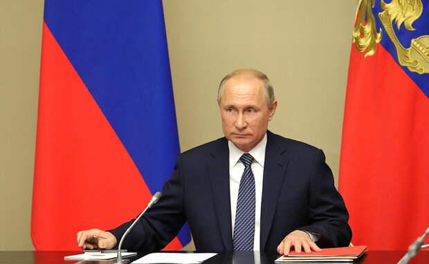 Путин заявил о возобновлении гонки вооружений