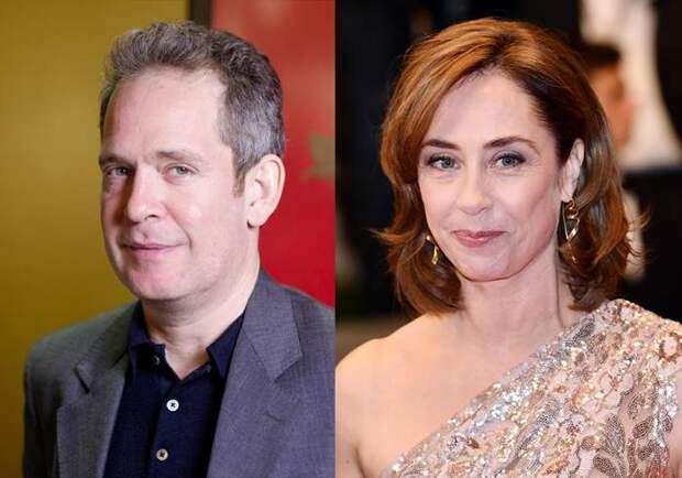 Том Холландер и Софи Гробёль в сериале «Мы»