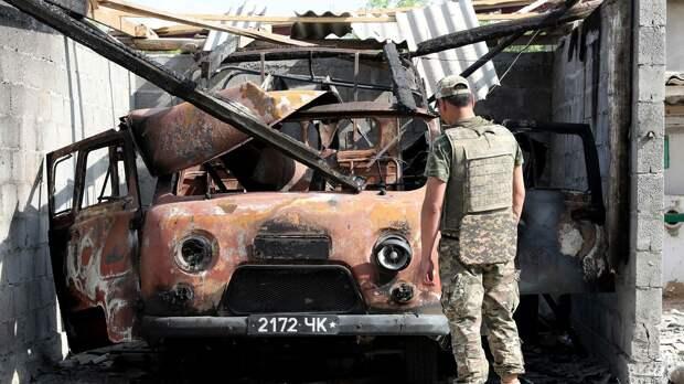 Таджикистан обнародовал данные о погибших в результате конфликта на границе с Киргизией