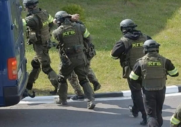 Задержанные в Белоруссии сотрудники ЧВК «Мар» летели в Венесуэлу