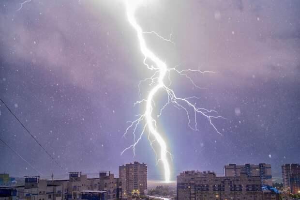 В Ижевске 29 августа ожидаются грозы