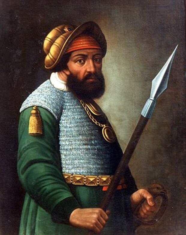 Сибирские летописи 16-17 века, как атаман Ермак Тимофеевич покорял Сибирь.