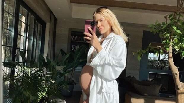 Родившая натри недели раньше срока Перминова рассказала освоем состоянии