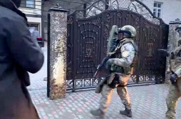 ФСБ задержала 16 сторонников украинских радикалов, готовивших серию взрывов
