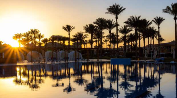 Власти Египта отчитались о готовности принимать россиян на курортах