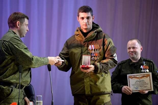 """Стали известны подробности убийства командира ополчения ДНР """"Гиви"""""""