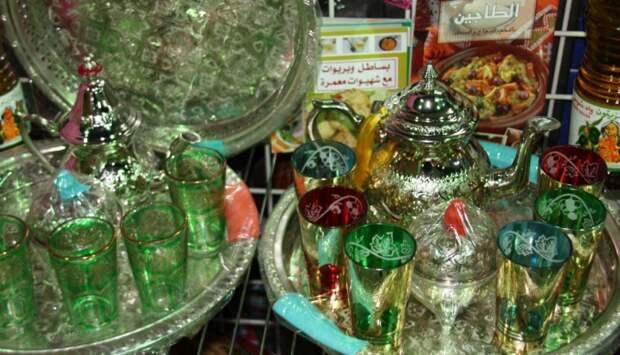 2. Марокко. 434 кг на душу населения1 10 стран, где пьют больше всего чая