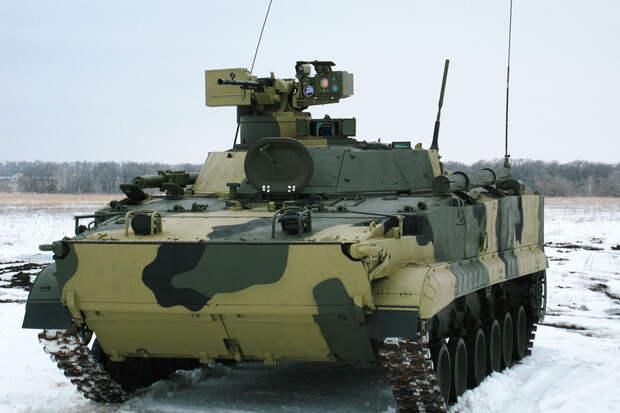 Начались поставки новейших комплексов для противотанковой обороны