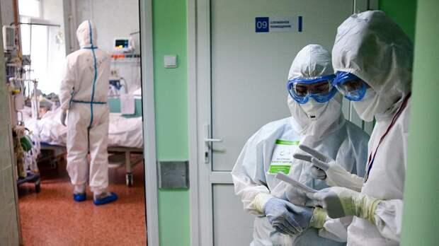 Власти Санкт-Петербурга увеличат число коек для пациентов с COVID-19