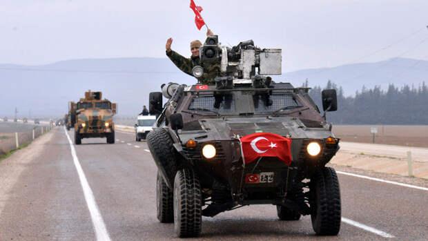 Турецкие военные в ближайшее время отправятся в Азербайджан