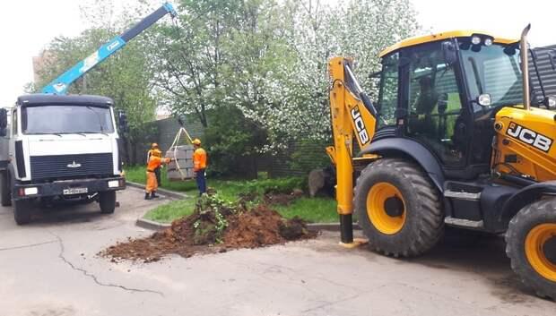 Свыше 5 тыс кв м асфальтового покрытия отремонтируют на Молодежной улице в Подольске