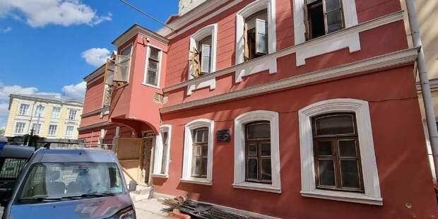 В Москве отреставрируют дом, в котором жил Чехов